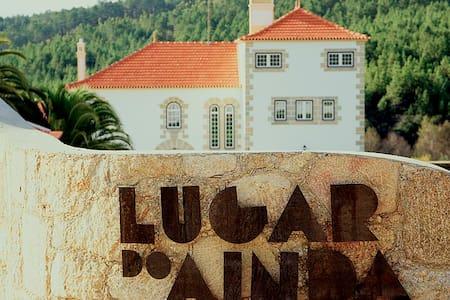 Quarto@CasadeCampo_Vista Riacho - São Vicente da Beira - Villa