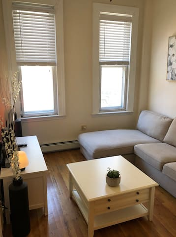 Entire Apartment in Hoboken 10 min from Manhattan