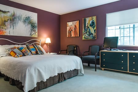 Spacious bedrooms and bath - Walnut Creek - Haus