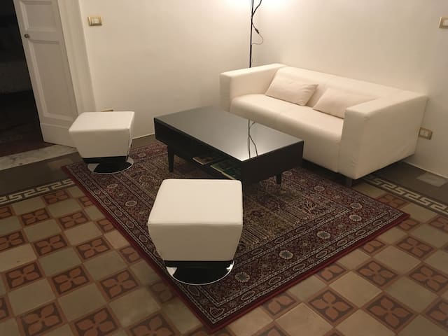 Comfortable apartment