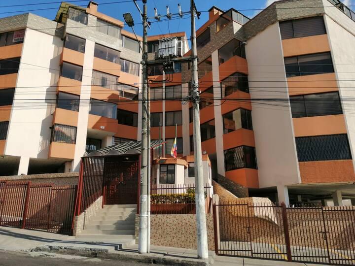 Alquilo Habitación en departamento Completo