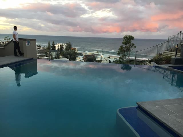 EASTER/COMM GME SPECIAL-OCEAN VIEW/3BD/POOLS/BEACH