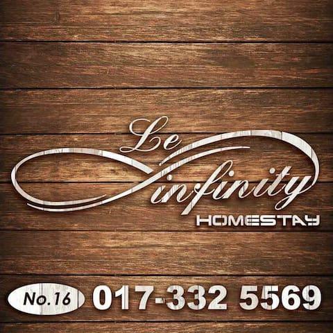 Le' Infinity HomeStay - Muar - Hus