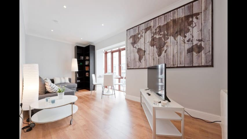 CENTRAL DUBLIN SUPER MODERN CITY APARTMENT 76D