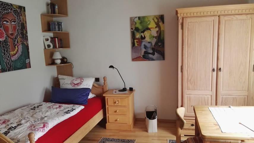 Ferienzimmer P ** Limes Weitersburg - Weitersburg - Квартира