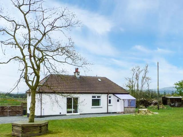 GAMEPARK WOOD, pet friendly in Castle Douglas, Ref 922698