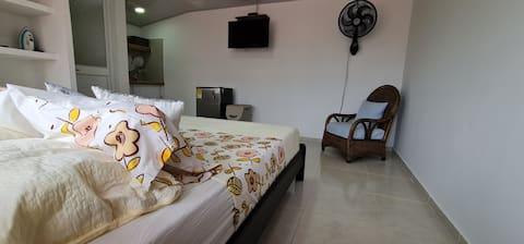 Alojamiento con excelente vista en Tumaco