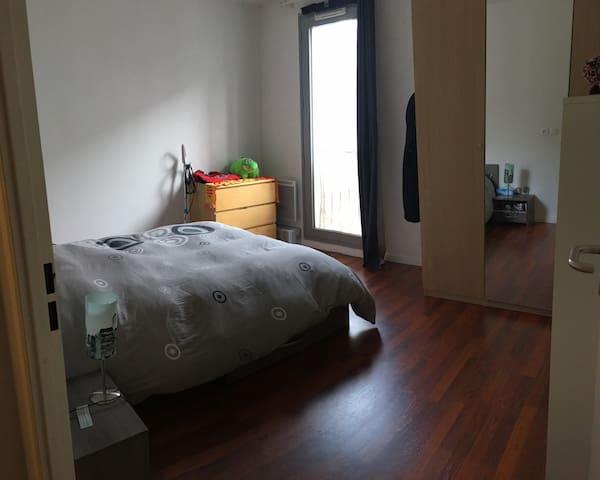 appartement avec terrasse, résidence sécurisé - Bordeaux - Condominium