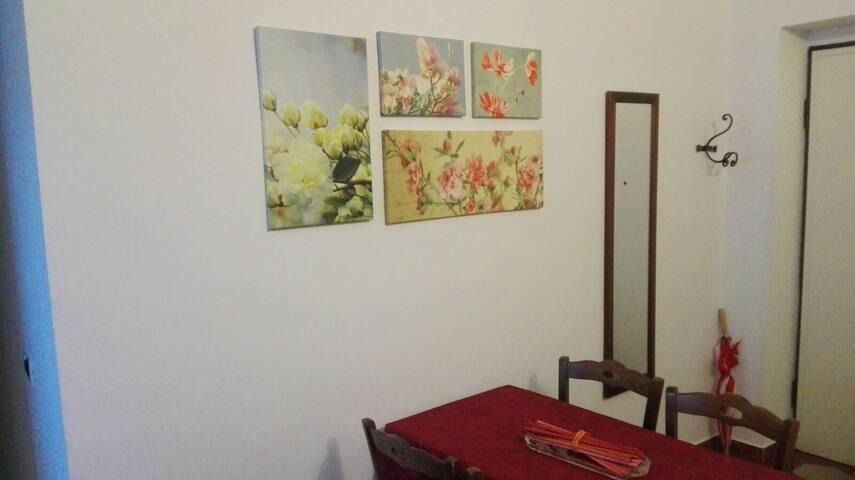 Bilocale ristrutturato in centro - Chieti - Apartment