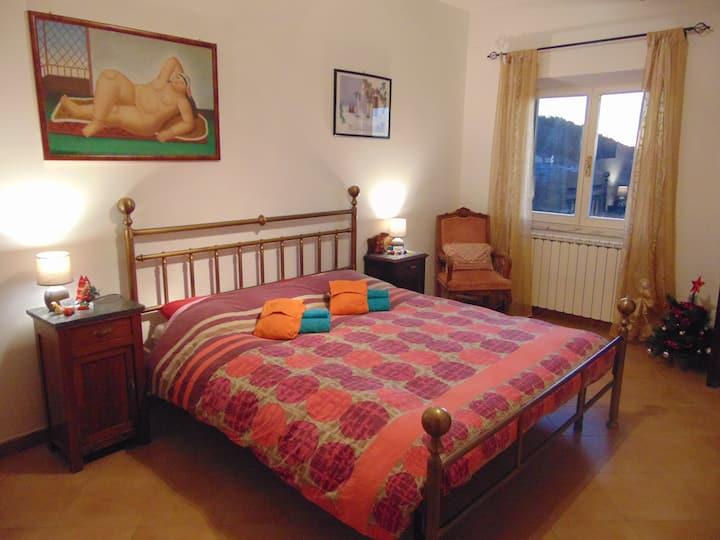Casa Roberto B&B: Suite Antiqua