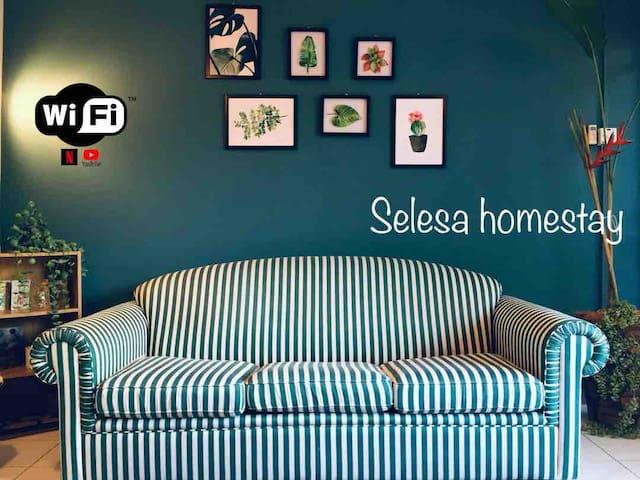 THE GREEN @SELESA HILLHOMES BUKIT TINGGI, GENTING