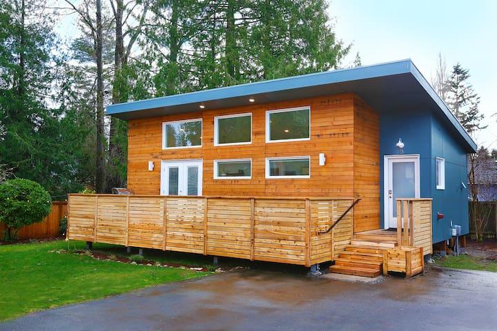 Built Green Backyard Cottage