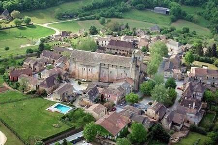 Renovated barn in Dordogne France - Saint-Avit Senieur