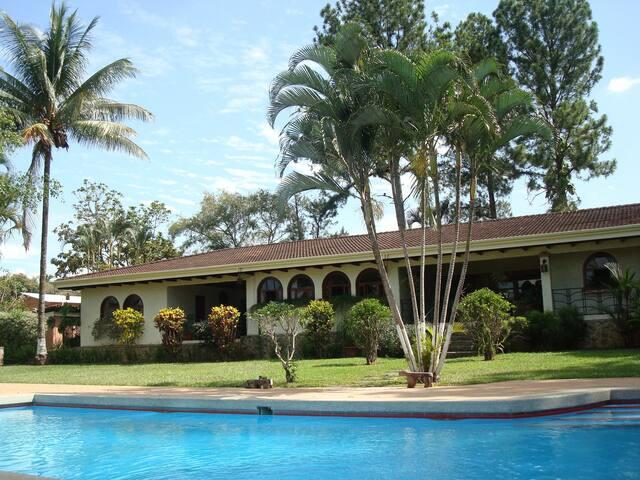 Quinta Mariposa - La Garita - Maison
