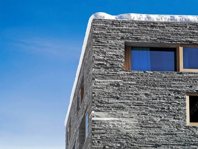 3-Zimmer-Wohnung rocksresort in Laax