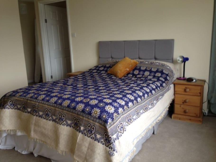 Double bedroom- en-suite