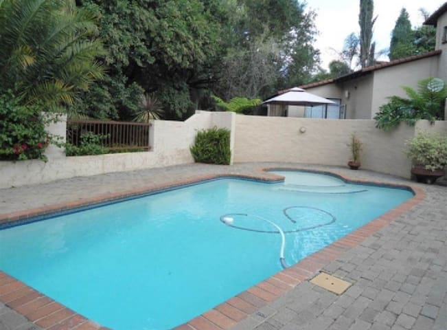 Self catering accommodation Sandton