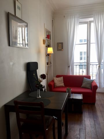 Studio, Paris - Odéon
