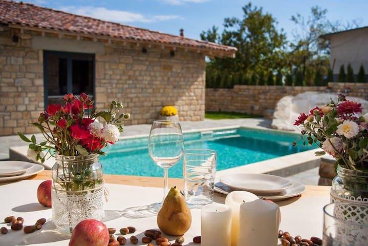 Dreamed Vintage style Villa