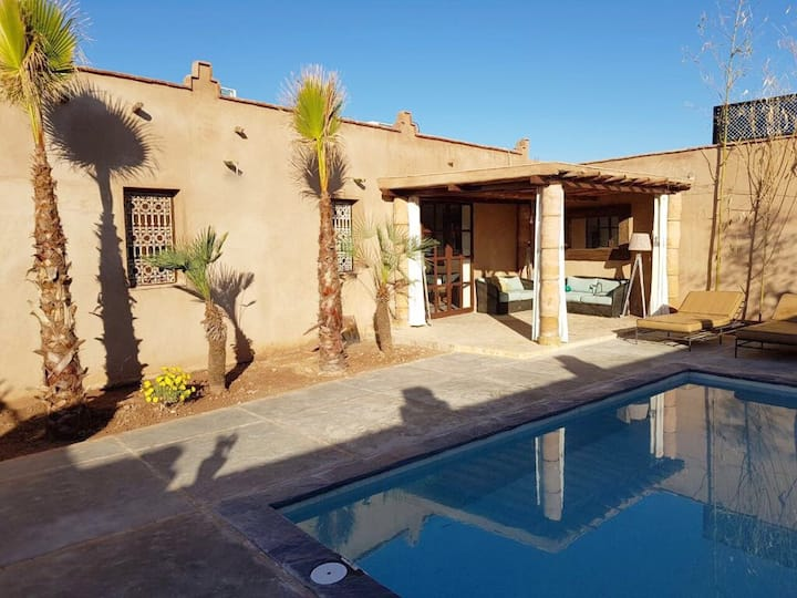 "Villa ""Bambou"" Marrakech (3rooms-6persons)"