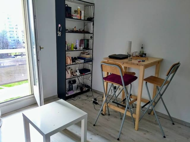 Studio Lumineux proximité Centre