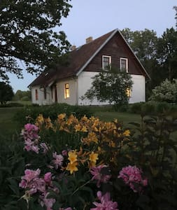 English Latvian home