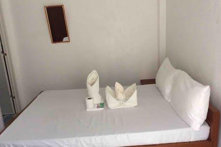 Bucana beachfront guesthouse room 9