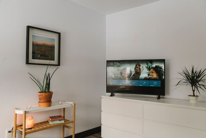 Television in Bedroom