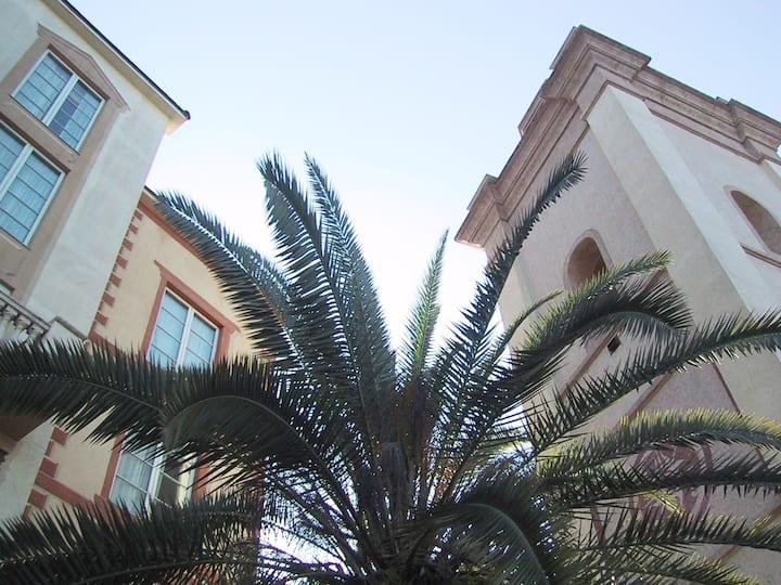 Studio in top location, 2min walk to Monaco Casino