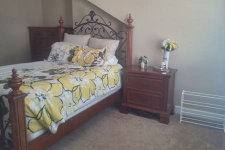1 private guestroom in North Hills - Pittsburgh - Dom