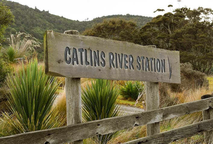 Catlins River Station House