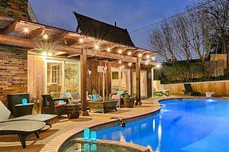 Htd Saltwater Pool HOT TUB Game Room NO PARTIES!