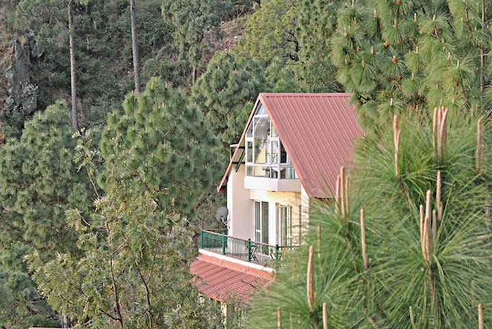 5 Divine Valley, Villa in the hills... with a cook - Kasauli - 別荘