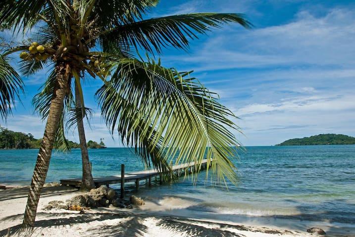 Mission Grande, Isla Colon, Bocas del Toro, Panama - PA - Hus