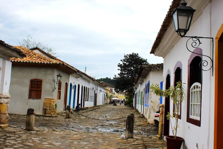 Centro Histórico Casa Colonial Paraty