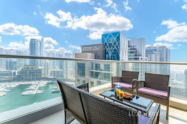 LUX | Full Marina View Promenade Suite