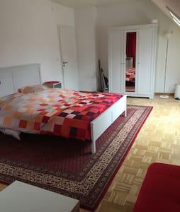 Großes Zimmer für 2-4 Personen mit LANwlanTV - Neumünster - 獨棟