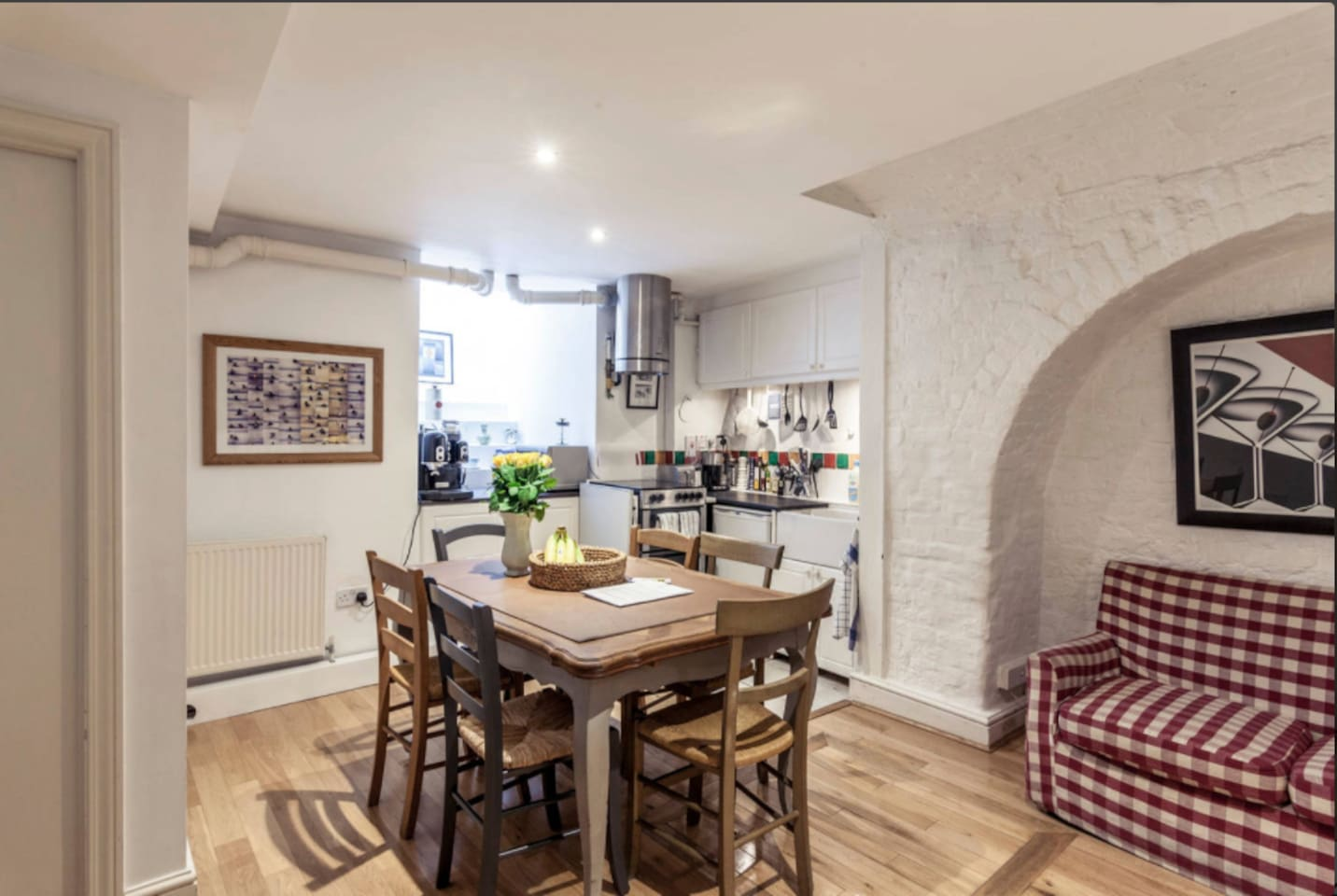 gorgeous calm 2 bed flat in clerkenwell zone 1 houses for rent