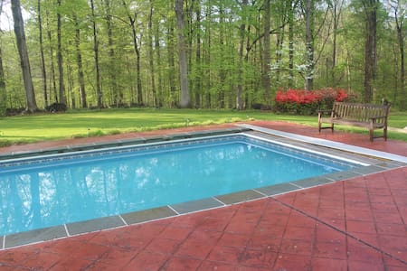 Country Estate Near Annapolis - Davidsonville - Haus