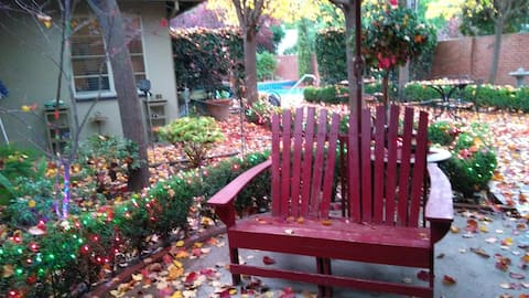 Serenity & Practical Magic in the Heart of Fresno