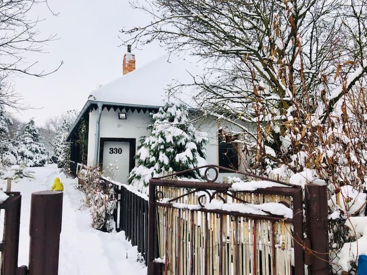 Romatický domček na samote