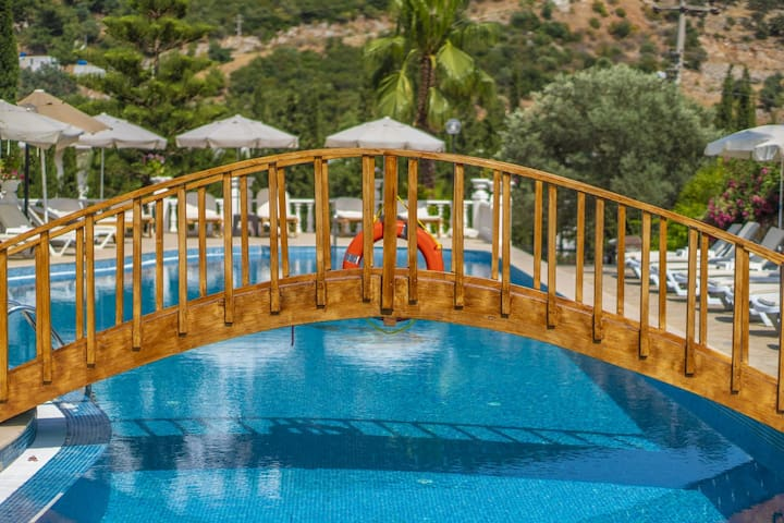 Bodrum, Torba Bay | Suite Room, Close to Beach