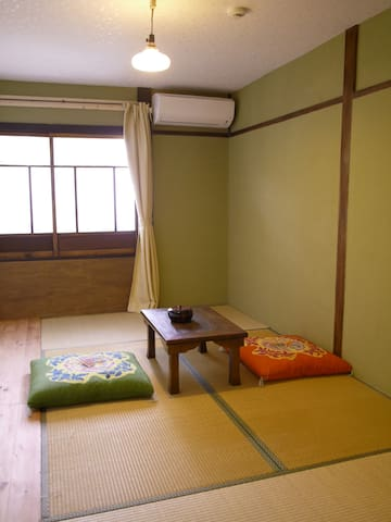 Kyoto·Hostel Mundo Chiquito·Japanese Twin Room 1