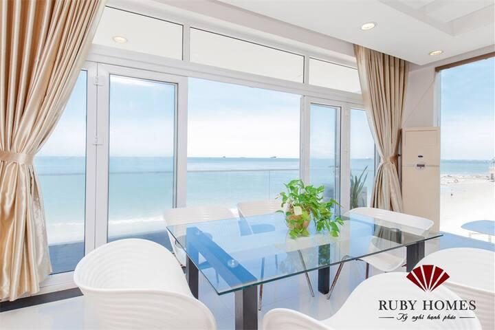 RL02 Ruby luxury villa - close to Bai Dau beach