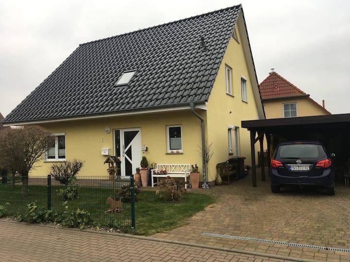 Ostseeblick-Privatzimmer in Einfamilienhaus