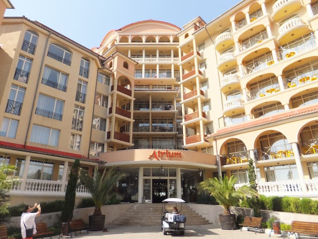 Amazing 1 bedroom apartment on the beach! - Elenite - Apartment