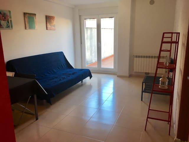 Acogedor apartamento en Negreira