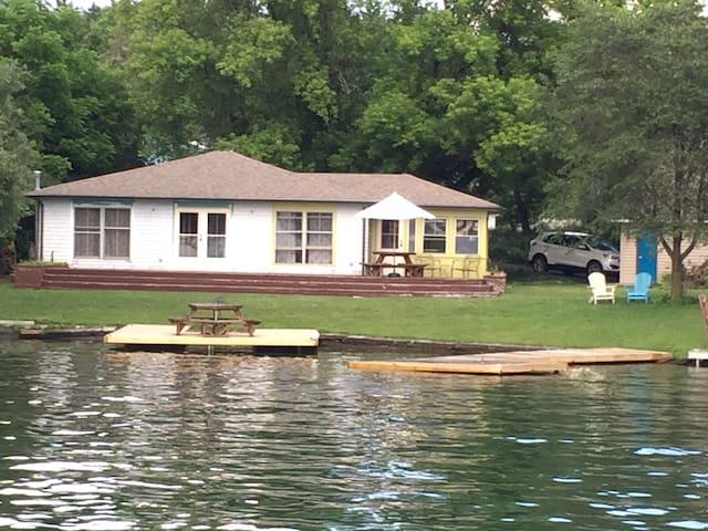 Lake Front Getaway on Lime Lake near Ellicottville