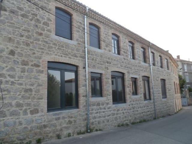 Beau duplex neuf - Roisey  - Appartement