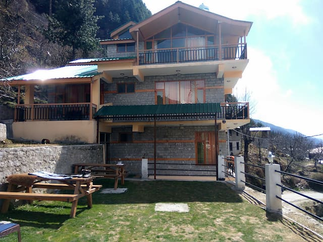 Bed and breakfast villa stay - Kullu - Hus